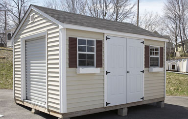 New England Outdoor Sheds and Gazebos- Shed Products, Designed to Last